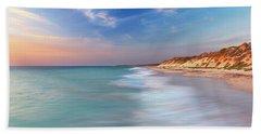 Smooth Waters, Quinns Rocks, Perth Beach Towel