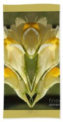 Snappy Bouquet Beach Towel