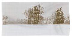 Snowfall - Beach Sheet
