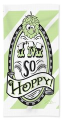 So Hoppy Beach Sheet