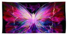 Soaring Love Beach Towel