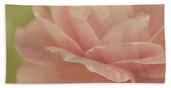 Beach Towel featuring the photograph Soft Harmony by The Art Of Marilyn Ridoutt-Greene