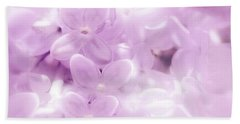 Softly Comes The Spring Beach Towel
