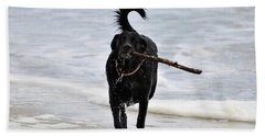 Soggy Stick Beach Sheet