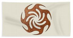 Sol Seven, Fire And Water Beach Towel