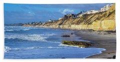 Solana Beach Beach Sheet