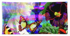 Solar Daydreamer Beach Towel