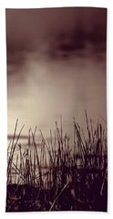 Beach Towel featuring the photograph Solitude by Trish Mistric