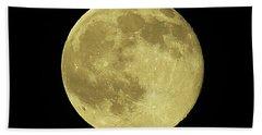 Solstice Moon Beach Sheet