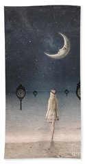 Somewhere In Time Beach Towel