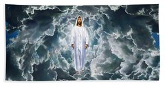 Son Of Man Beach Towel