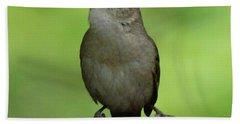 Song Bird Beach Sheet
