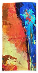Song Of The Water Beach Towel