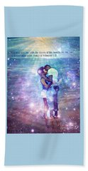Songs Of Solomon Beach Towel