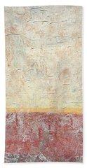 Sonoran Desert #2 Southwest Vertical Landscape Original Fine Art Acrylic On Canvas Beach Towel