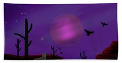 Sonoran Lucid Dream Beach Towel by J Griff Griffin
