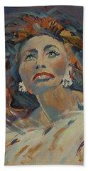 Sophia Loren Beach Towel