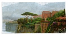 Sorrento Albergo Beach Towel