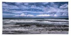 Sotto Il Maestrale Urla E Biancheggia Il Mar Beach Sheet