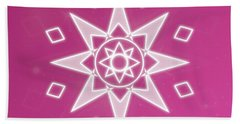 Soul Star Beach Towel