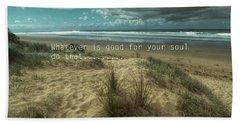 Soulful Beach Sheet