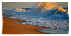 Sound Of The Surf Beach Towel