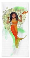 South African Mermaid Beach Towel