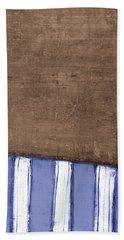 Art Print South Beach Beach Towel