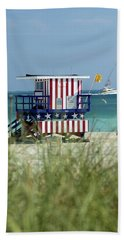 South Beach Beach Towel