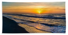 South Carolina Sunrise Beach Towel
