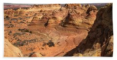 South Coyote Buttes Beach Towel