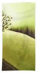 South Wind Beach Towel by Danielle R T Haney