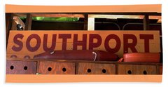 Southport  Ct Beach Towel