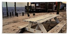 Southport Picnic Table Beach Towel