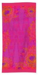 Southwest Bouquet Beach Towel