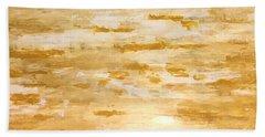 Southwestern Sunset Beach Towel