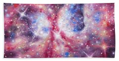 Space 2 Beach Towel