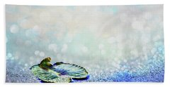 Beach Towel featuring the photograph Sparkling by Aimelle