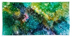 Sparkling Water Beach Towel