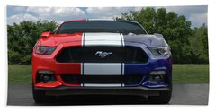 Special Edition 2016 Ford Mustang Beach Sheet