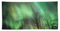 Spectacular Lights Beach Towel