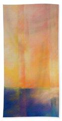 Spectral Sunset Beach Sheet