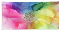 Spectrum Of Life Beach Sheet