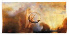 Sphere 11 Turner Beach Towel by David Bridburg