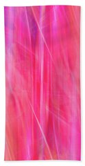 Spider Lily Mix Beach Towel