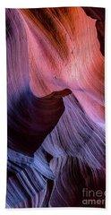 Spiral Rock Arches Beach Towel