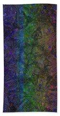 Spiral Spectrum Beach Towel