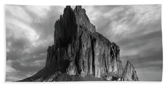 Spire To Elysium Beach Towel by Jon Glaser