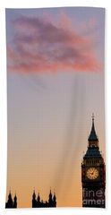 Spires Beach Towel