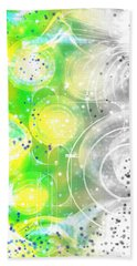 Spirit Of Nature I Beach Towel